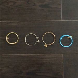 ALEX AND ANI Mixed Bracelets